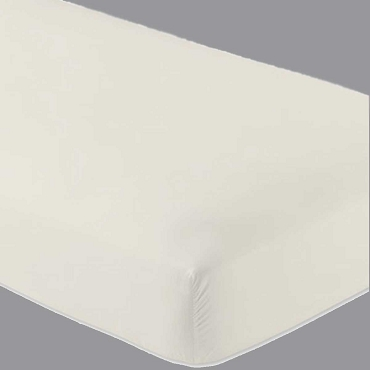 Cotton Percale Fitted Sheet (50% off)