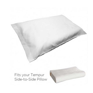 Tempurpedic Side-to-Side Pillowcase