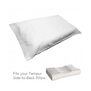 Tempurpedic Side-to-Back Pillowcase