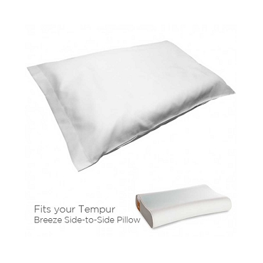 Tempur-Pedic TEMPUR Contour Breeze Side-to-Side Pillowcase